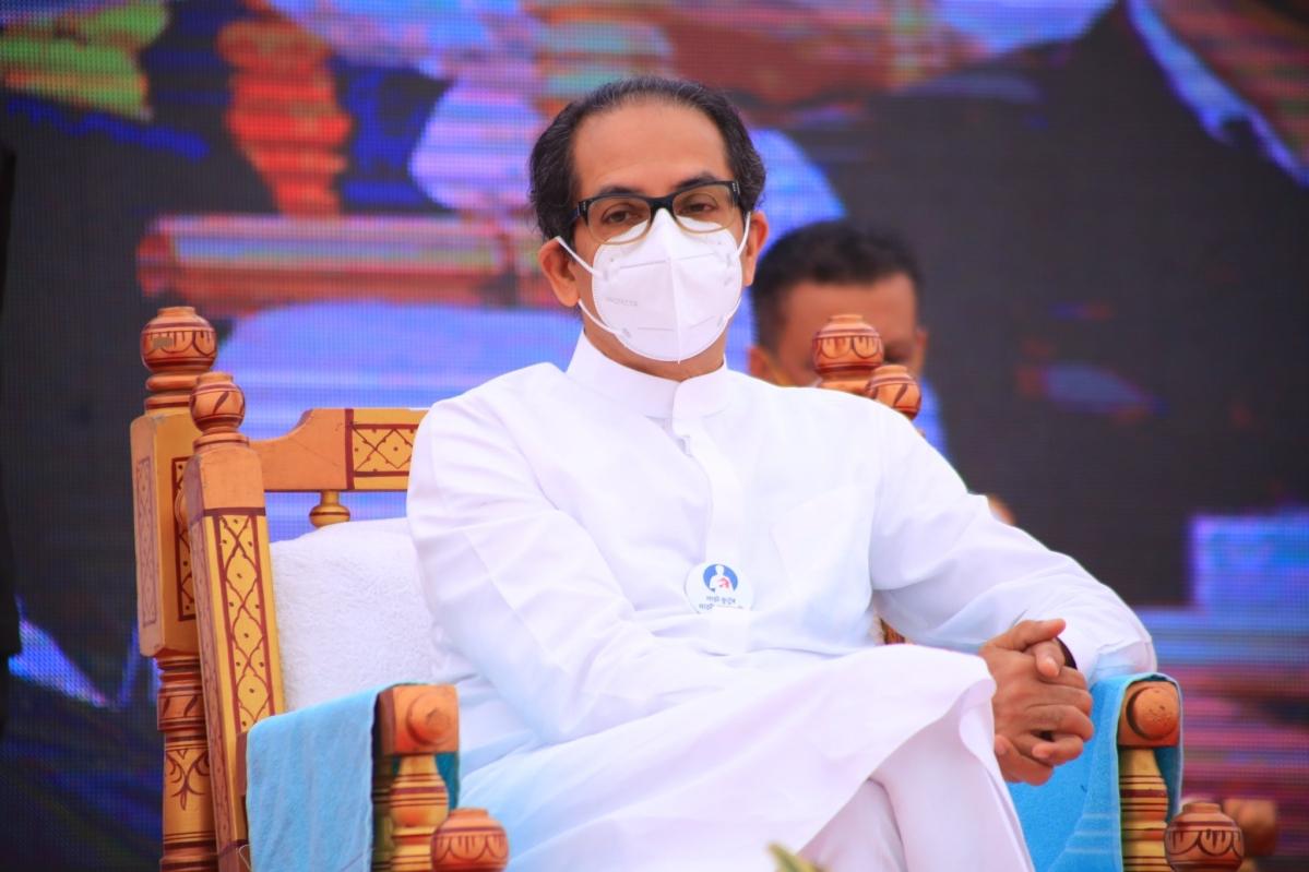 Maha CM Uddhav Thackeray