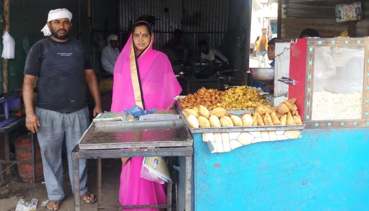 Madhya Pradesh: How Street Vendor's Yojana helped Mangla fight for self-reliance