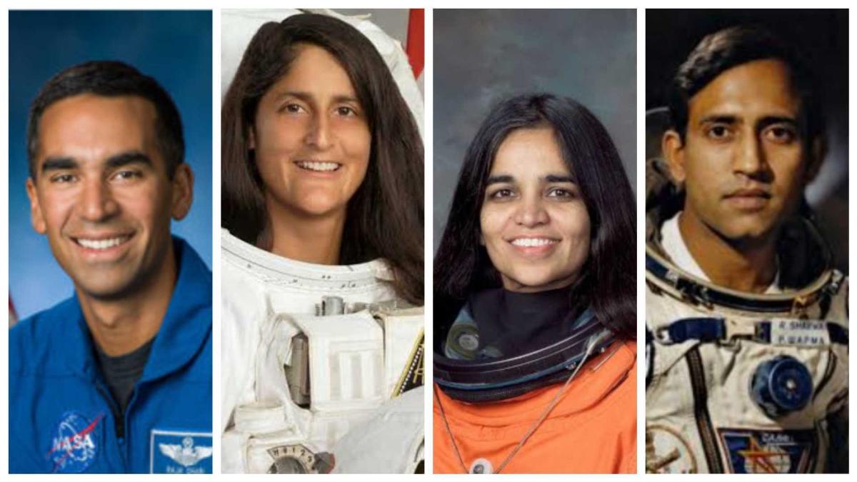 From Rakesh Sharma to Raja Chari: Astronauts who carried Indian name to space