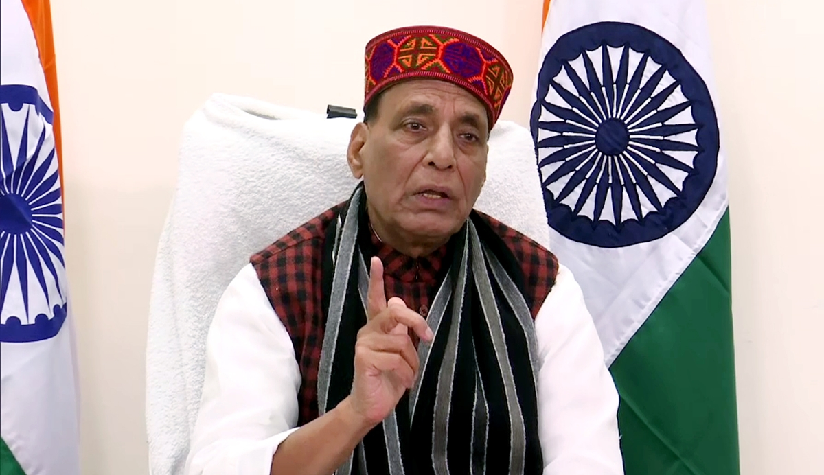 Farmers' Protest: Wait for at least two years to witness positive results of new agriculture reforms, says Rajnath Singh