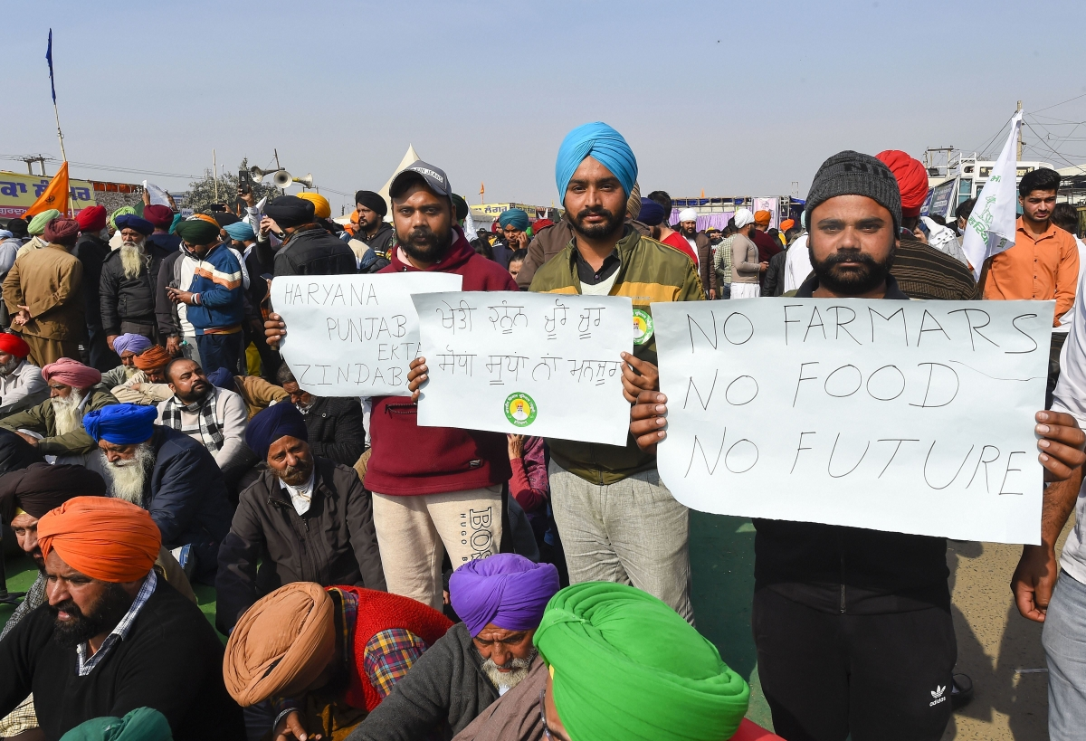 Farmers' Protest: What is a relay hunger strike?
