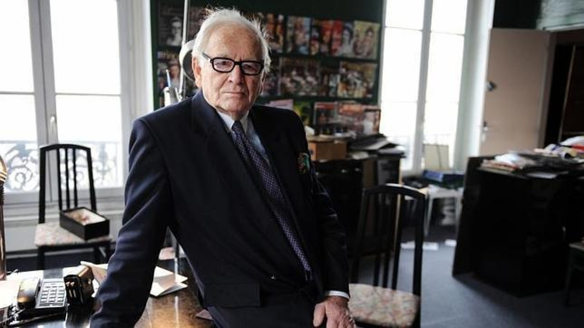 Famed French designer Pierre Cardin passes away at 98