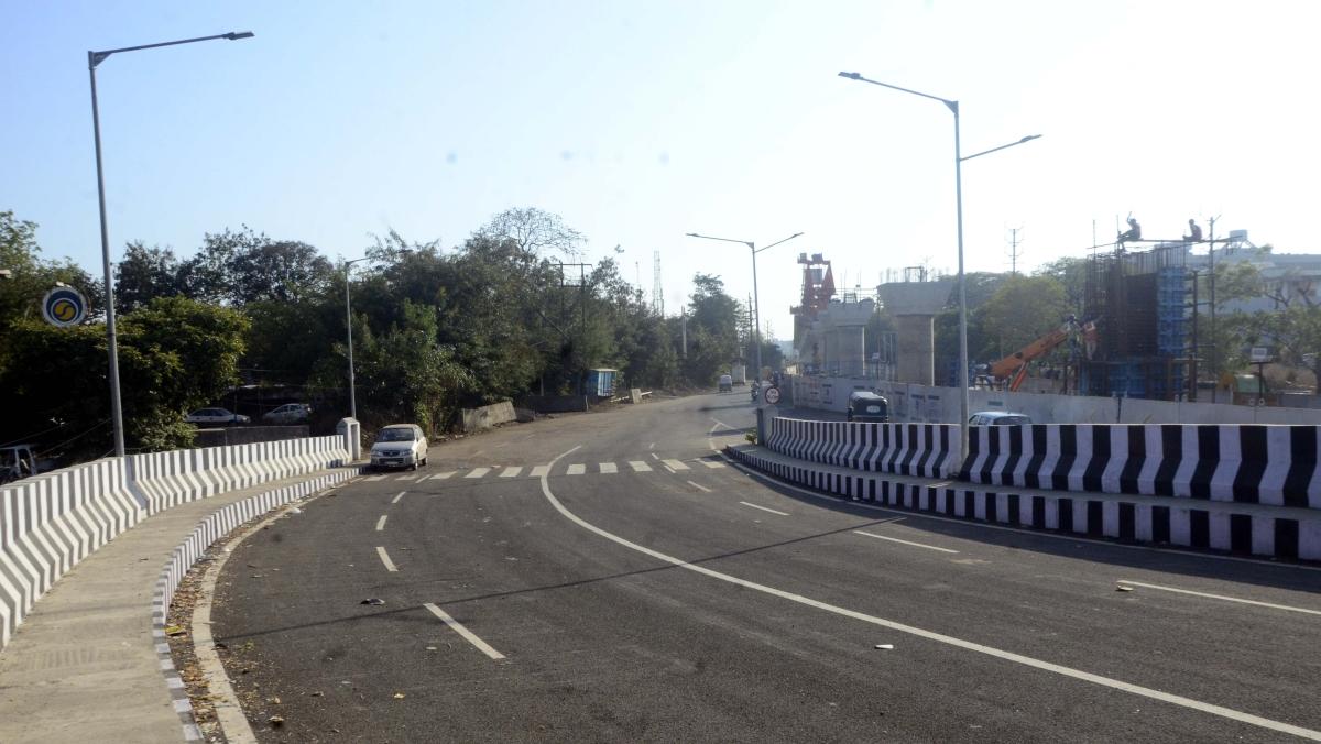 Madhya Pradesh: Bhopal's Subhash Nagar railway overbridge construction over, now wait begins for inauguration