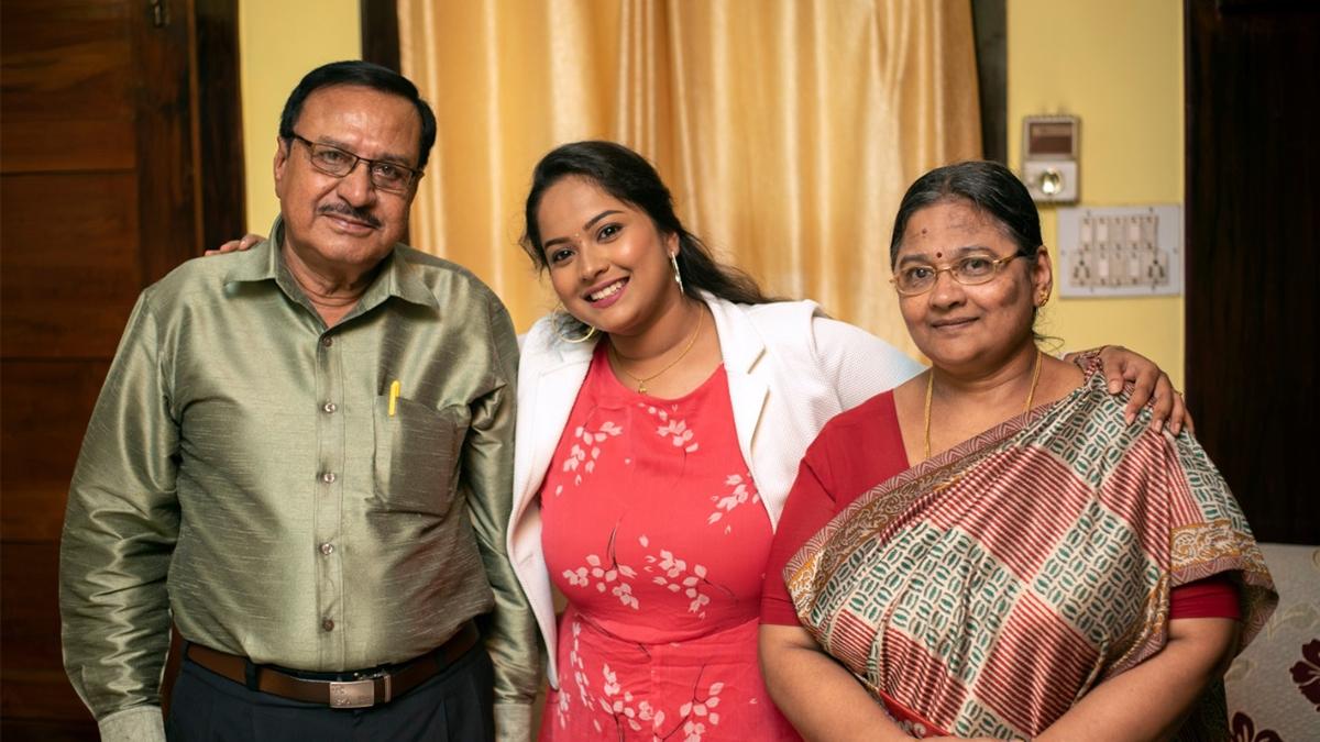 Singer Shwetha Devanahally makes a mark in Sandalwood's musical scene