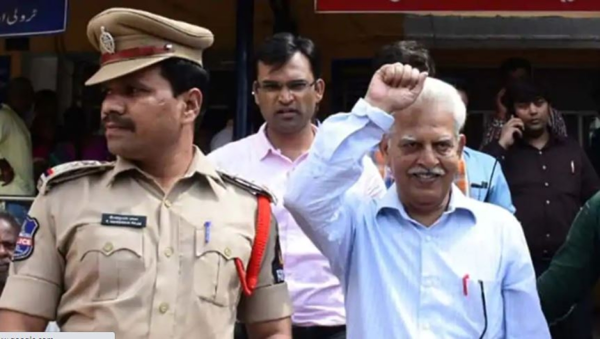 Bhima-Koregaon case: VV Rao  medically fit, must be sent back to jail, NIA to HC