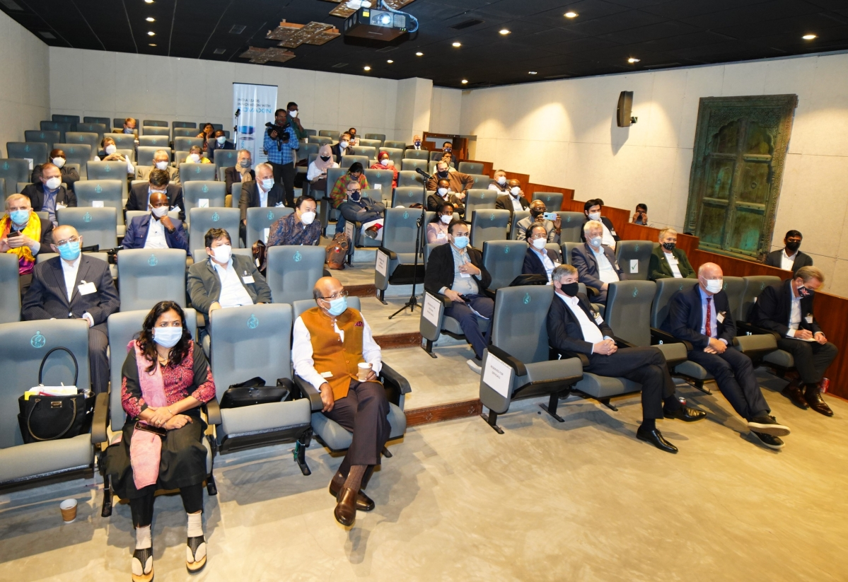 Over 60 envoys visit Bharat Biotech facility in Hyderabad