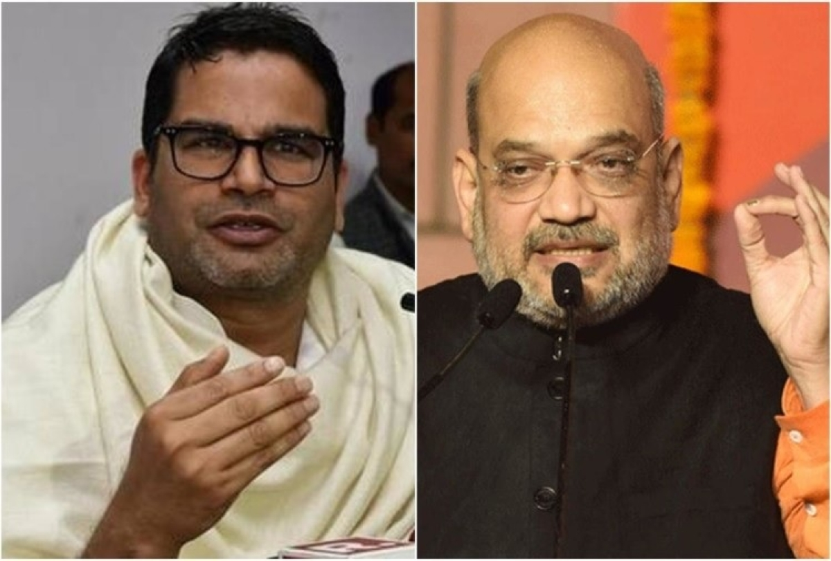 Amit Shah vs Prashant Kishor: Will it  be the war of Chanakyas in Bengal,  asks Shekhar Iyer