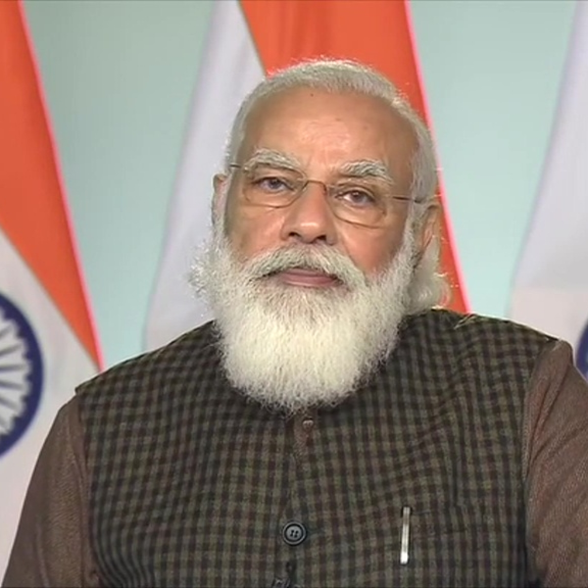 'Dawai bhi, kadai bhi': PM Modi urges people to not let their guard down after COVID-19 vaccination