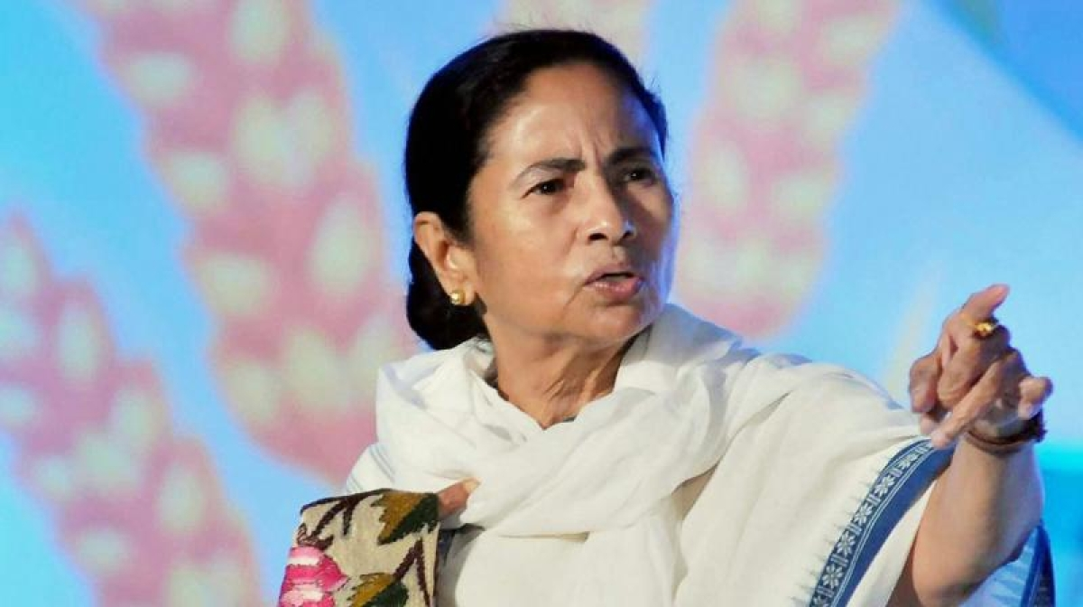 Those in touch with opposition free to leave TMC: Mamata