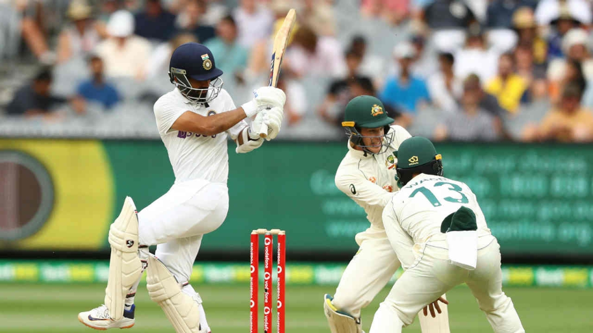 Ind vs Aus, 2nd Test: After captaincy, Rahane draws plaudits for batting as Indian skipper reaches half-century
