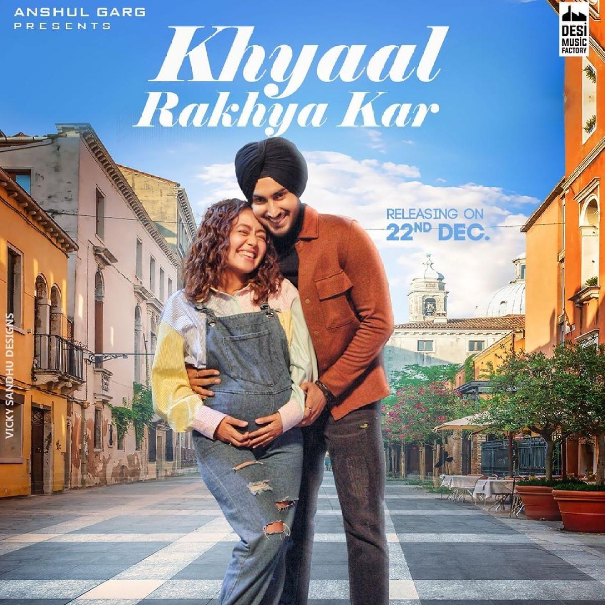 'Wait the pregnancy was staged': Twitterati react to Neha Kakkar and Rohanpreet Singh's 'Khyaal Rakhya Kar'