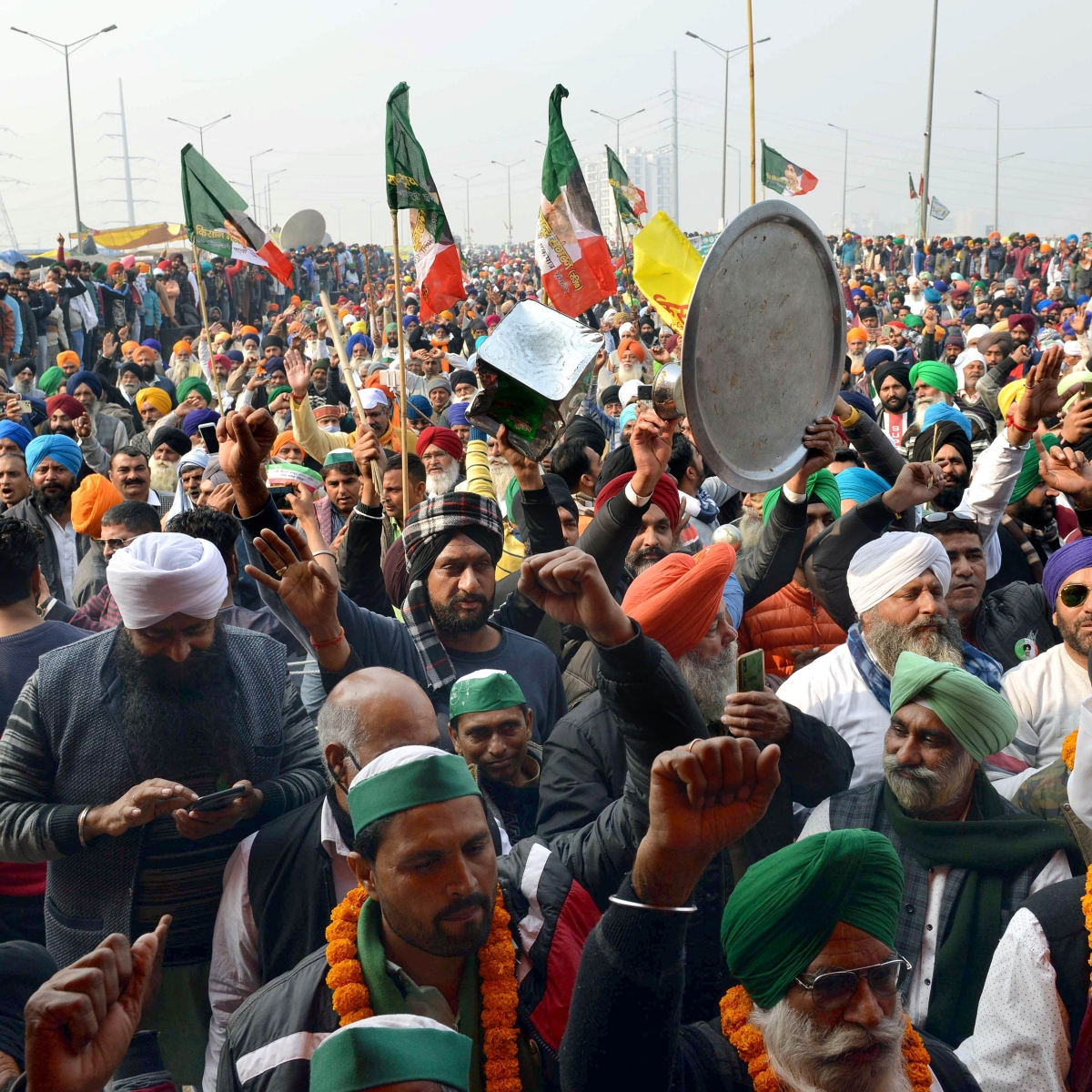 Punjab lawyer allegedly commits suicide near Delhi farmers' protest site