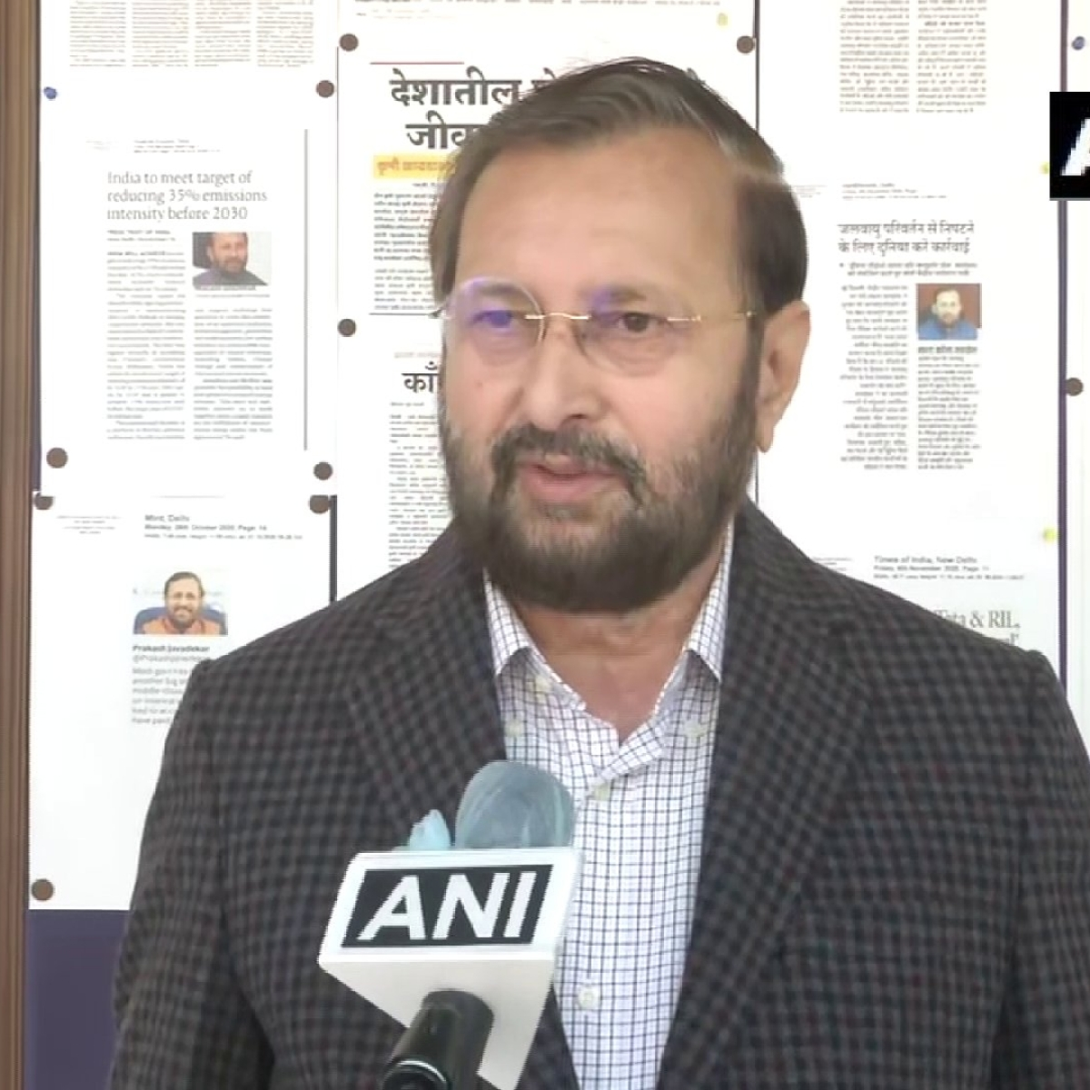 After passing Contract Farming Act under its regime, Cong's opposition to farm laws hypocritical: Prakash Javadekar