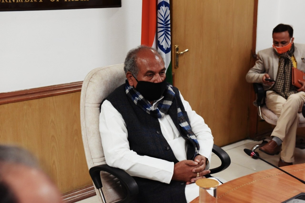 Farmers' Protest: Centre ready to give written assurance regarding MSP, writes Union Agriculture Minister Narendra Singh Tomar