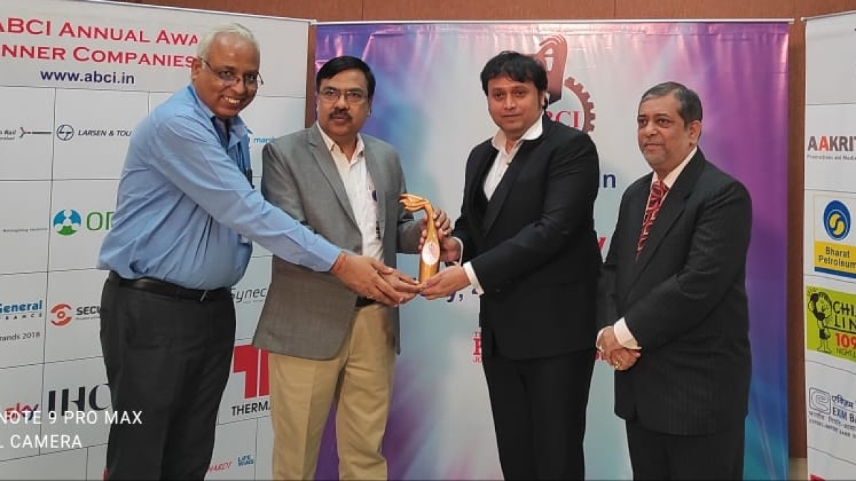 Indian Overseas Bank's VANI magazine bags Association of Business Communication of India award