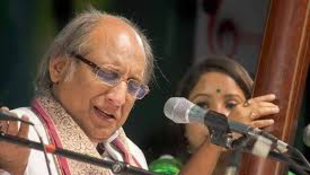 Delhi Gharana maestro Ustad Iqbal Ahmed Khan passes away