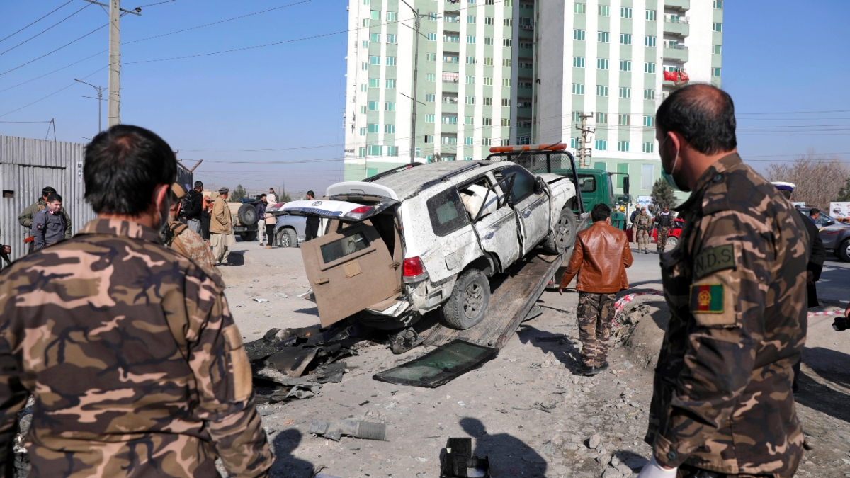 Afghanistan: Kabul's Deputy Governor, his secretary killed in IED blast