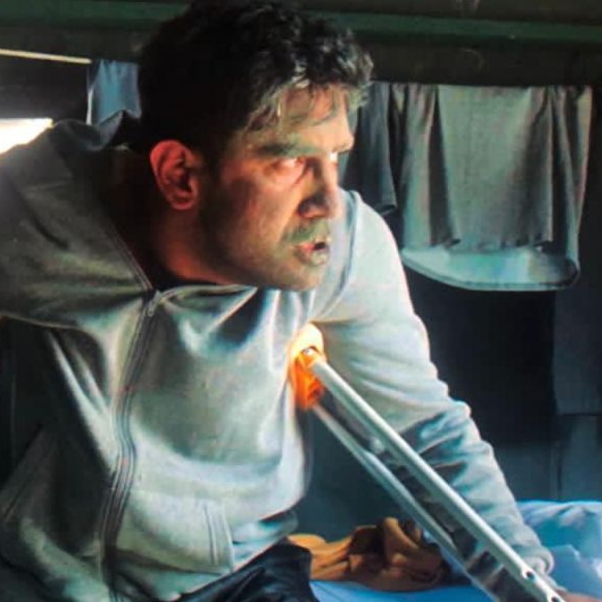 Amit Sadh portrays many shades in the role of a real-life hero in his new show 'Jeet Ki Ziidd'