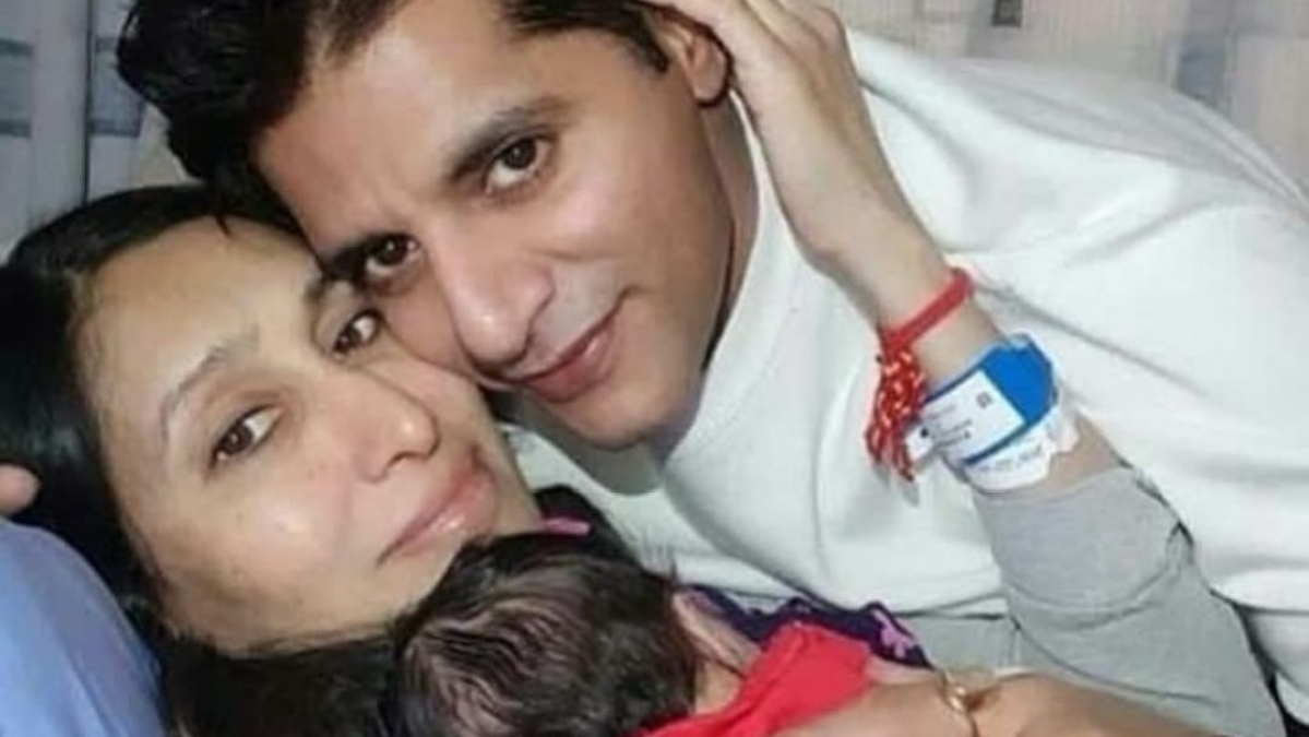 Karanvir Bohra, Teejay Sidhu blessed with a baby girl; actor says, 'proud to be a father to 3 beautiful daughters'