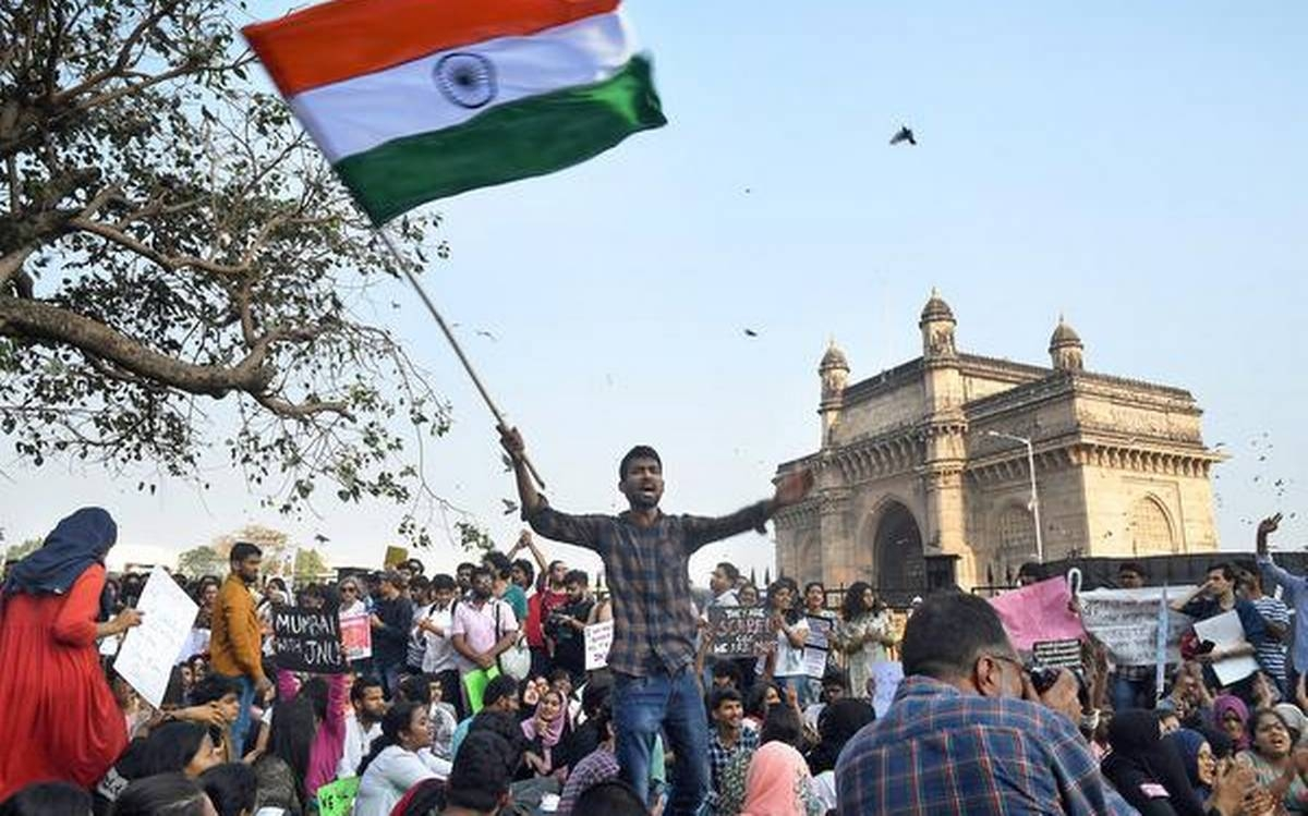 Mumbai: Chargesheet filed against 36 for protesting JNU attack