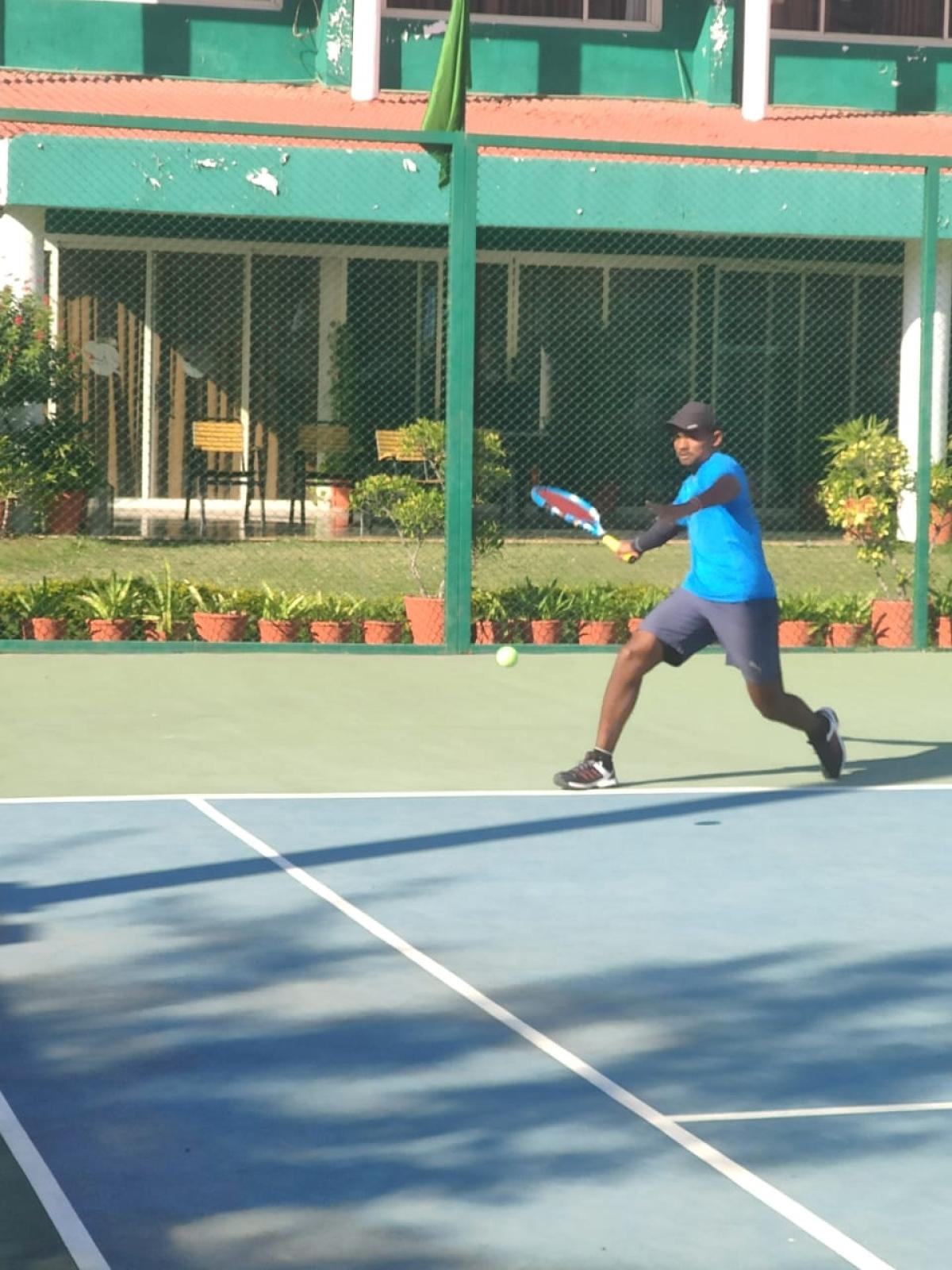 Madhya Pradesh: Four from Indore reach semifinals of Puneet Agarwal Memorial tennis tournament