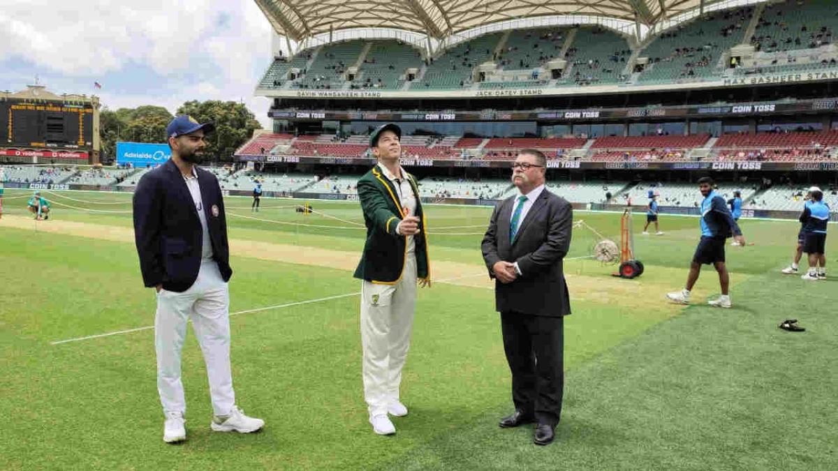 Ind vs Aus, 1st Test: Kohli wins toss, opts to bat against Australia in Adelaide
