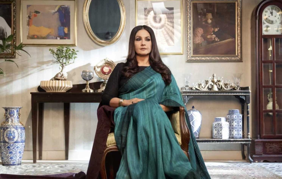 Pooja Bhatt in Bombay Begums
