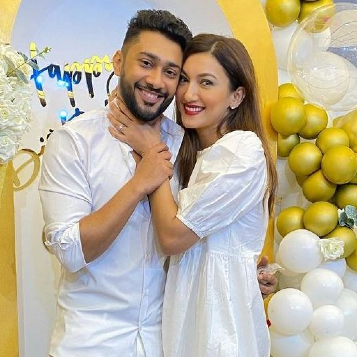 Gauahar Khan reacts to reports on '12-year age gap' with fiancé Zaid Darbar, makes things 'clear'