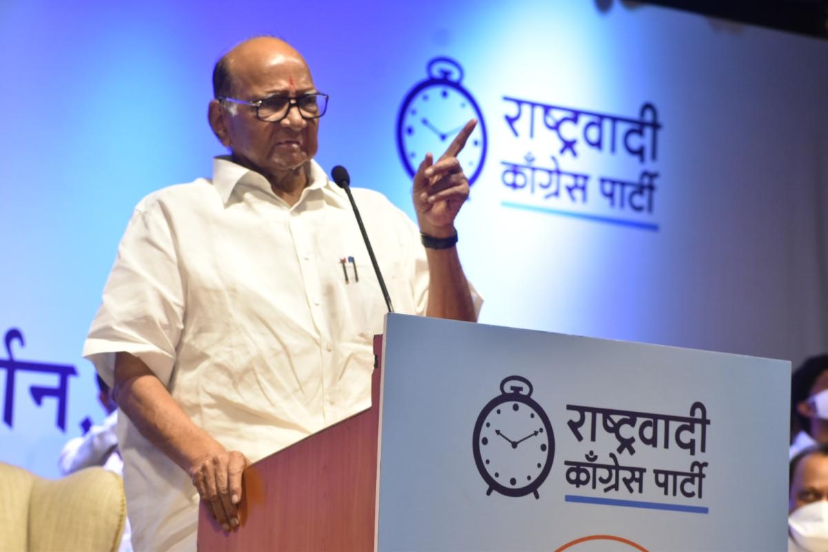 Sharad Pawar missed PM Modi's post twice due to darbar politics: Praful Patel