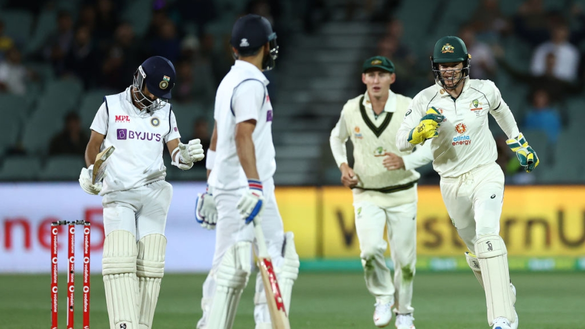 Ind vs Aus: India 6 wickets down for 15 runs - Is this going to be India's lowest total in Test?