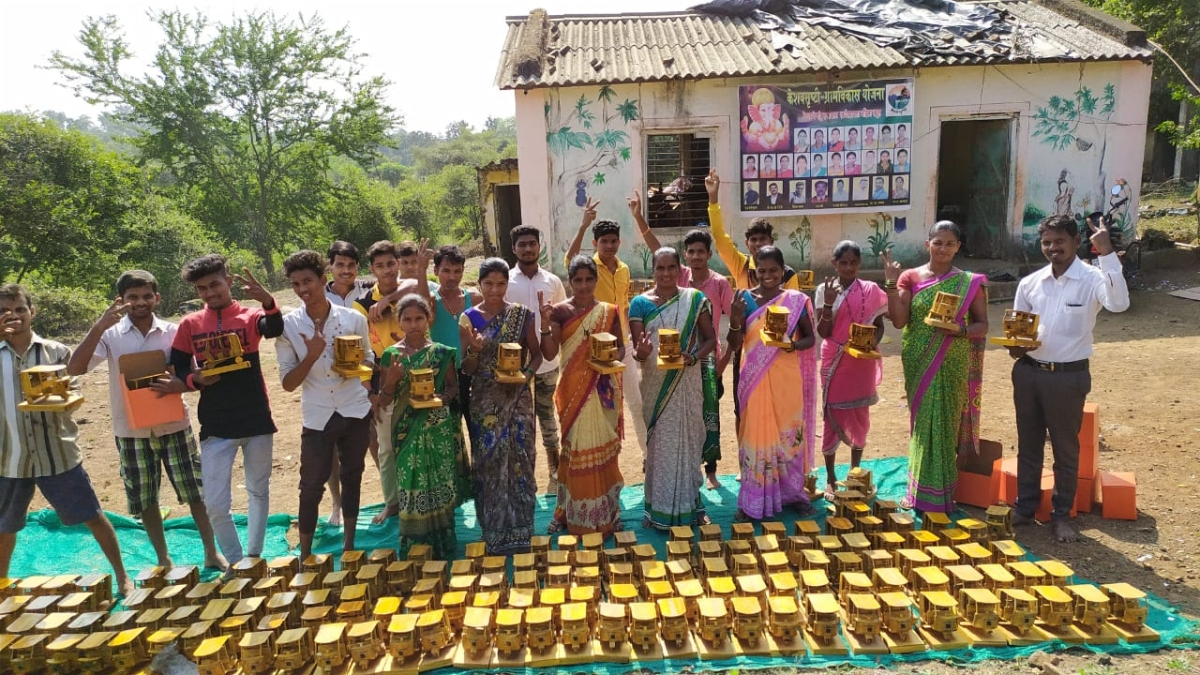 Angels of Mumbai: How this village in Palghar is blooming because of bamboo