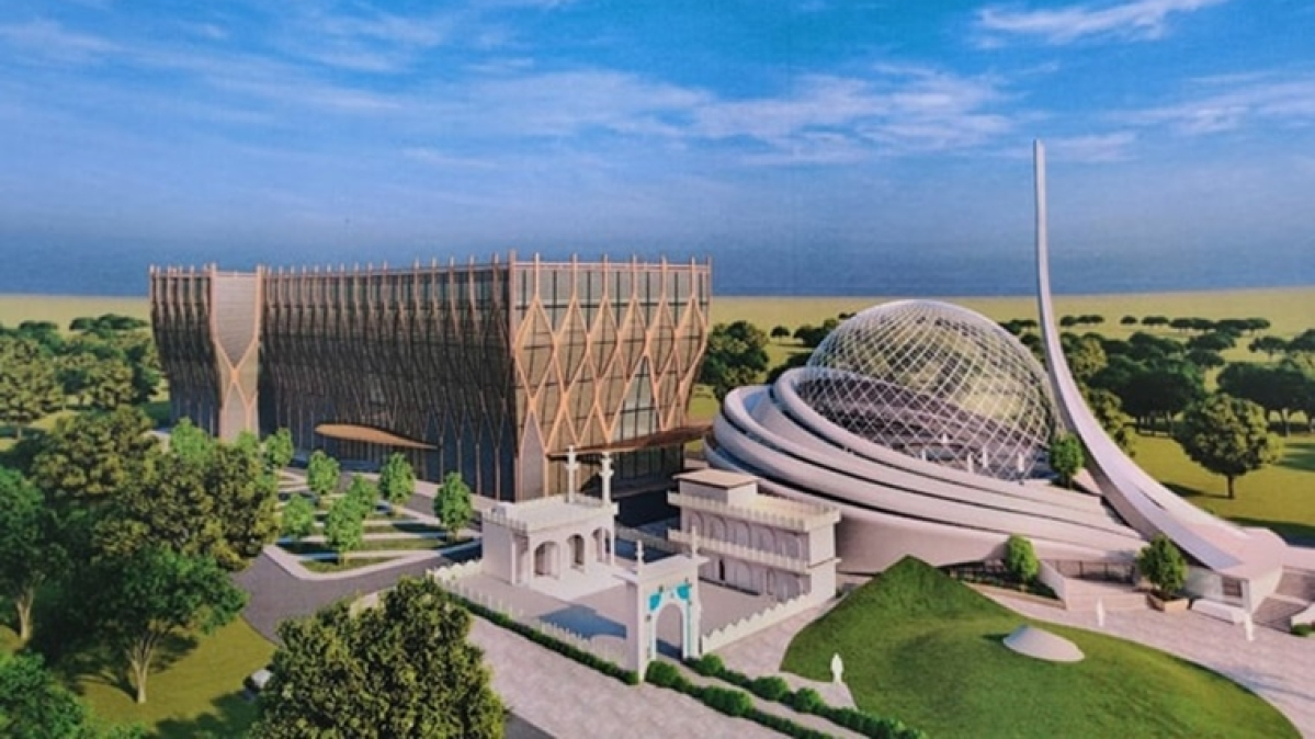 3D design of new Ayodhya mosque, hospital unveiled by UP Sunni Waqf Board - See pics here
