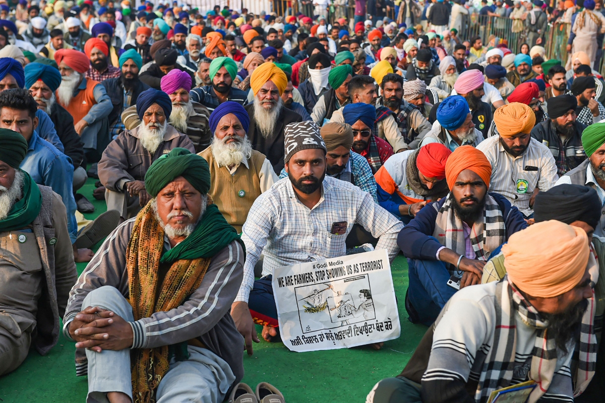 Centre's fresh invite to protesting farmers, but with rider