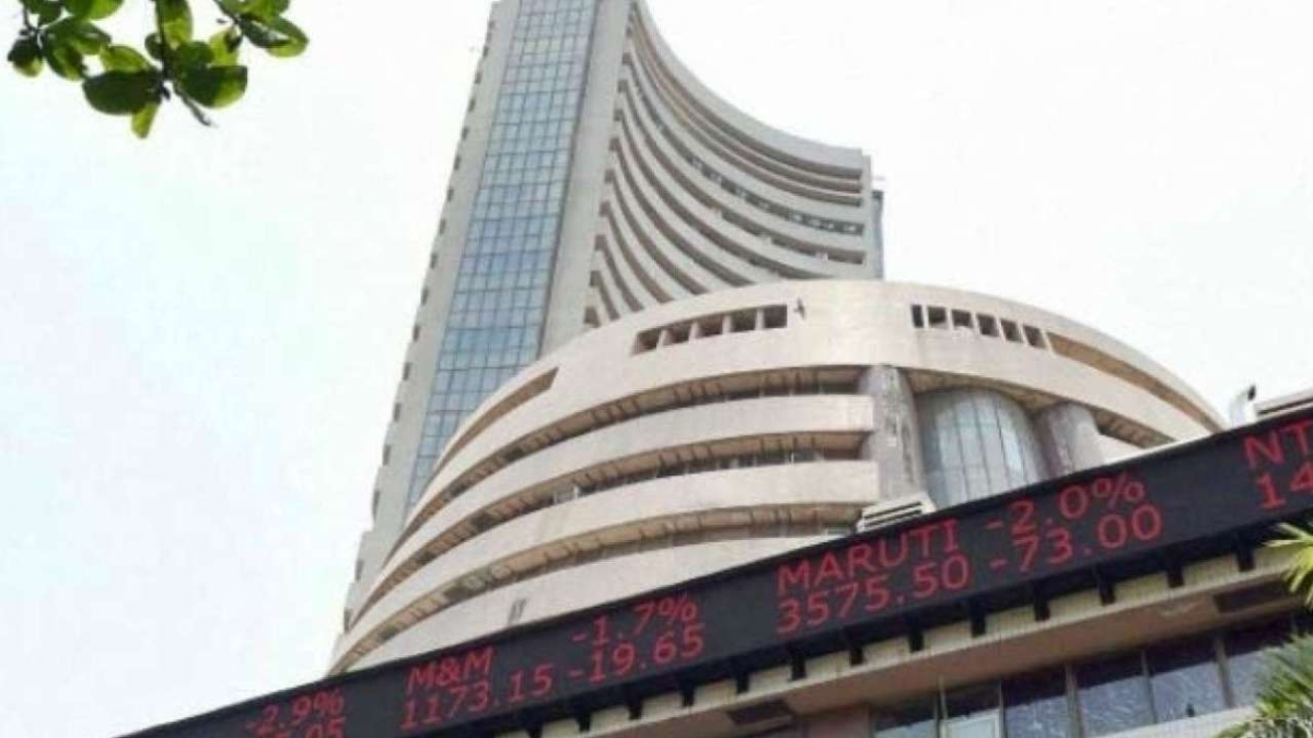 Stock market crash: Sensex dips over 1,400 pts, Nifty below 13,350 amid fears over new virus strain