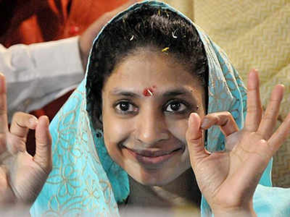 Madhya Pradesh: 5 years after return from Pakistan, Geeta in Nanded searches for family in Maharashtra