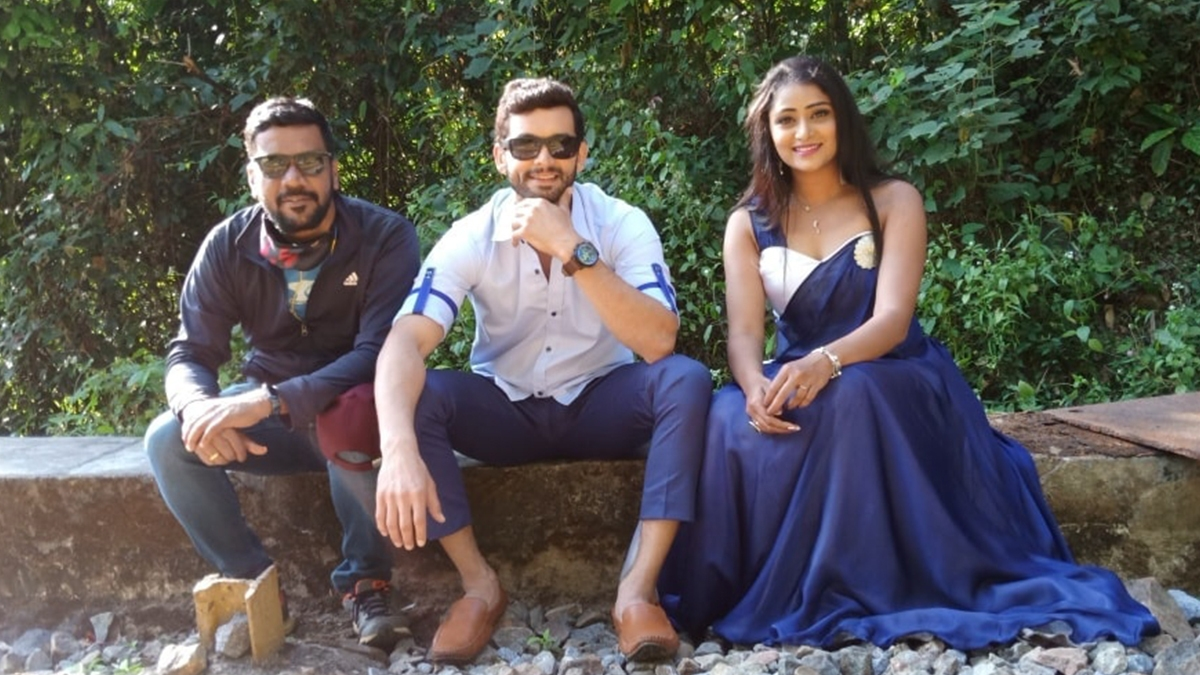 Actor Diganth Manchale's first look in Marigold takes netizens by storm