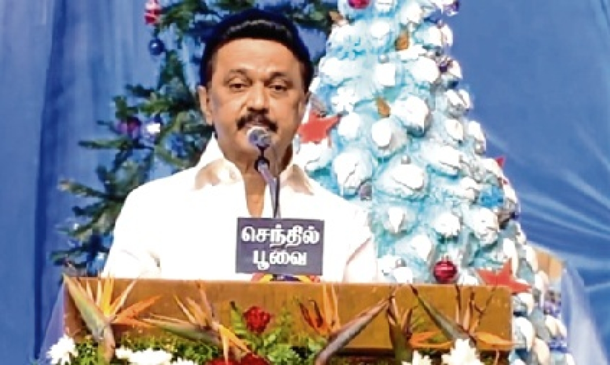 Mission 200: Stalin launches 'WeRejectADMK' campaign