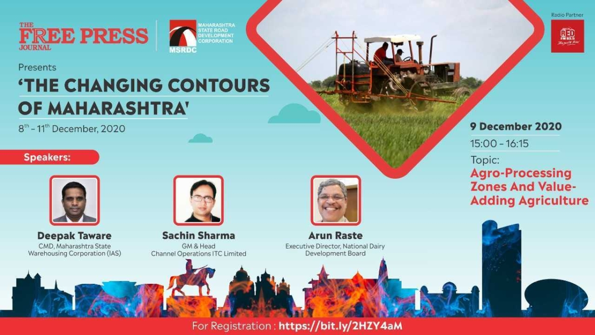 The changing contours of Maharashtra linked with Samruddhi Mahamarg - Who are the speakers of the event?
