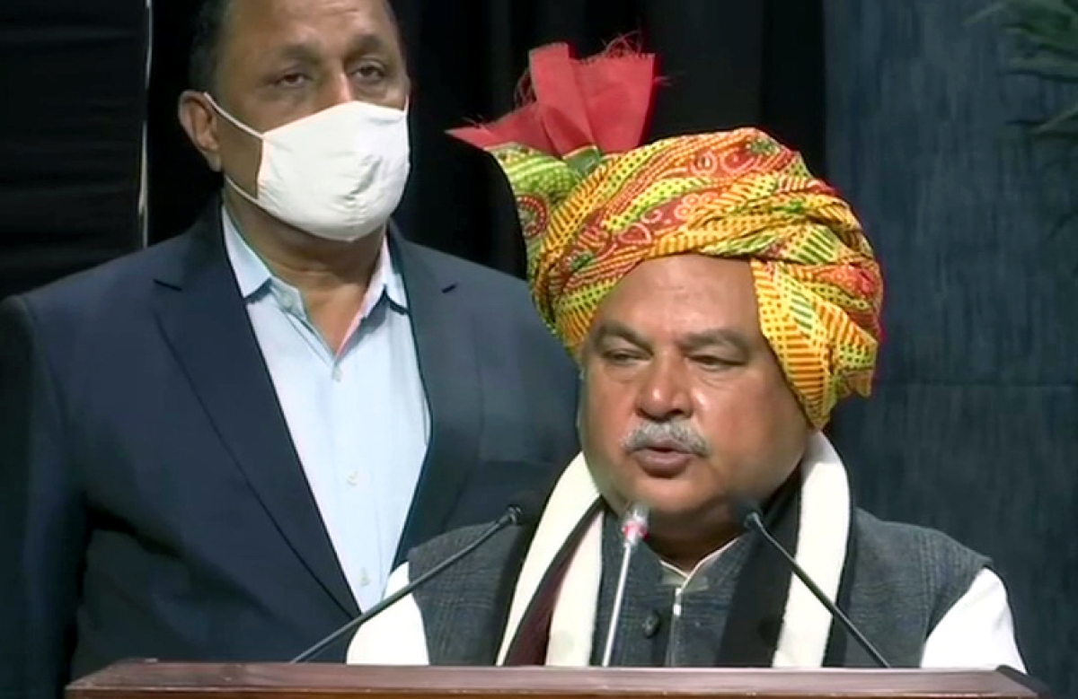 Manmohan Singh, Sharad Pawar wanted farm reforms during UPA regime, failed under political pressure: Narendra Singh Tomar