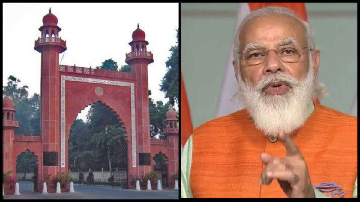 PM Modi to attend centenary celebrations of Aligarh Muslim University today