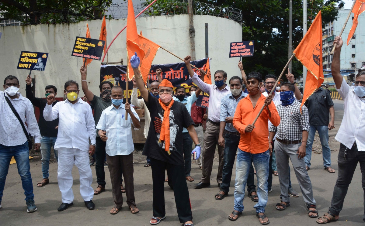 Pro-Maratha groups seek Governor BS Koshyari's aid