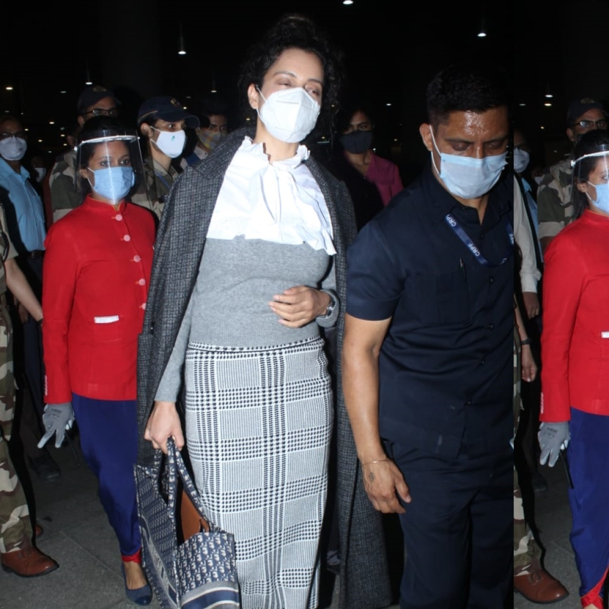'Government's biggest mistake': Kangana trolled for returning to Mumbai with Y-plus security