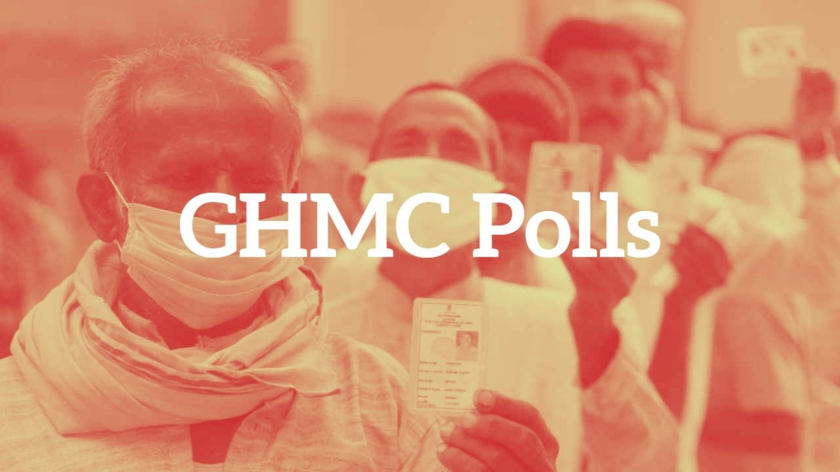 GHMC Election: Polling in Hyderabad's old Malakpet area stopped over alleged discrepancies
