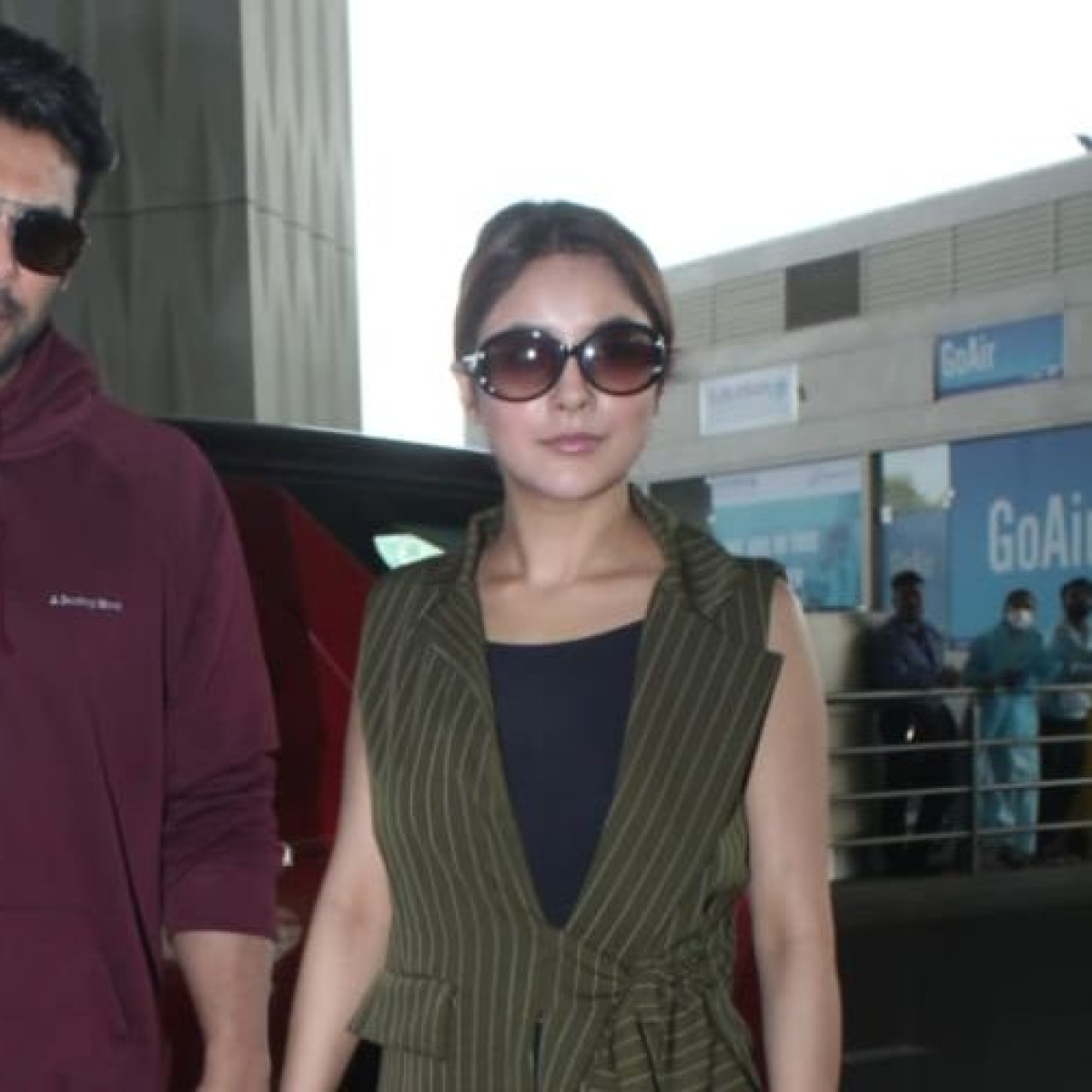 In Pics: 'BB13' couple Sidharth Shukla and Shehnaaz Gill head to Goa to shoot Valentine's Day-themed music video