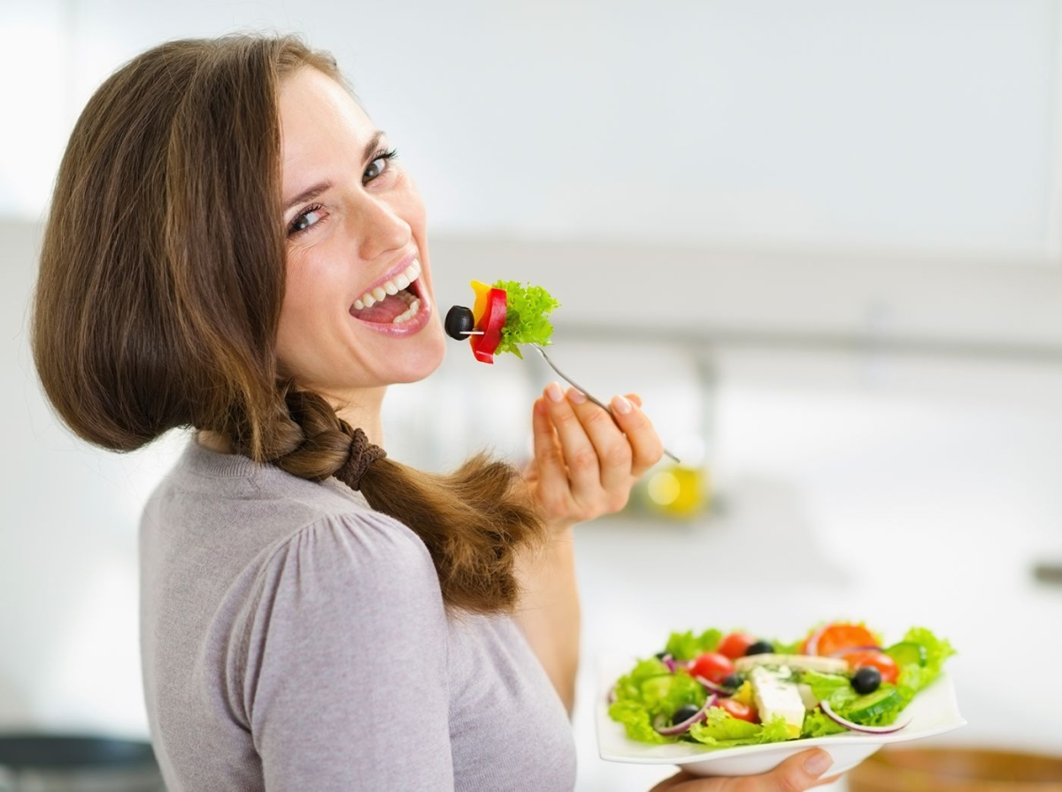 Plant-based diet may boost metabolism
