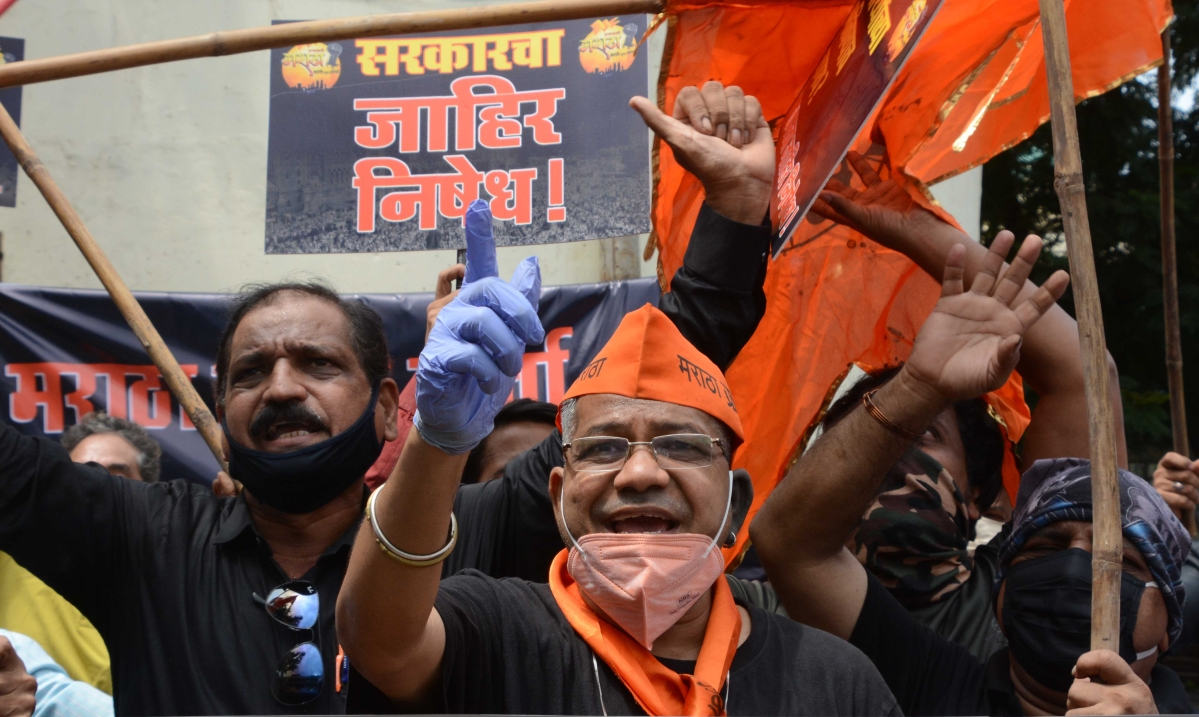 Maharashtra government's decision to allow quota for Marathas under Economically Weaker Section evokes mixed reactions
