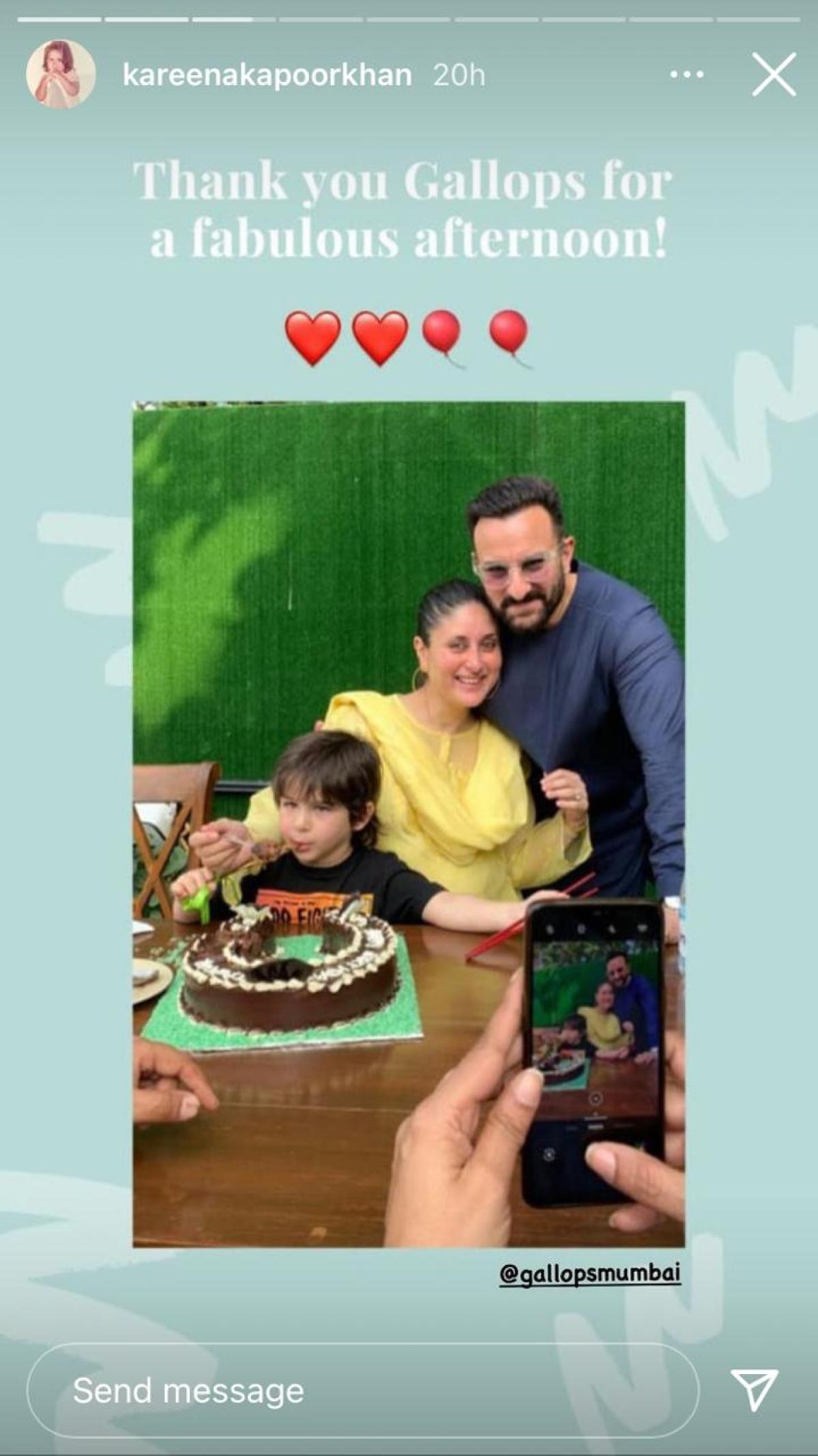 Inside Pics: Saif Ali Khan, Kareena Kapoor throw 'Avengers' themed birthday party for Taimur