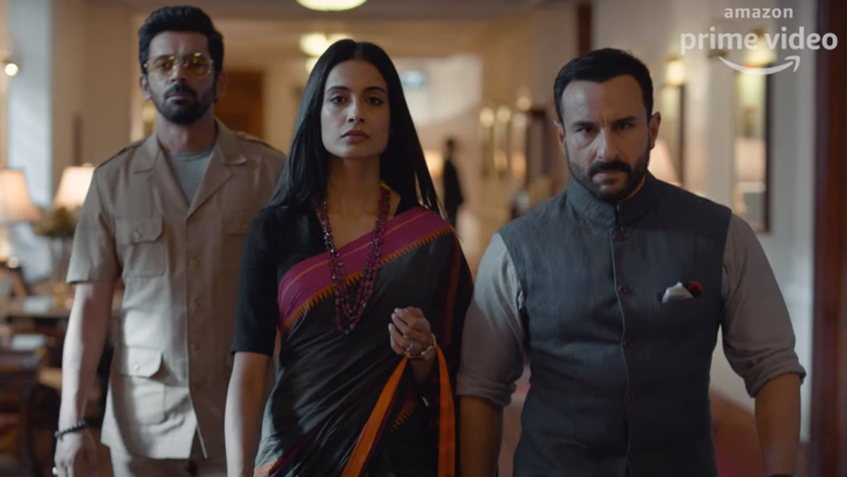 Tandav Teaser: Saif Ali Khan in Ali Abbas Zafar's gripping political drama