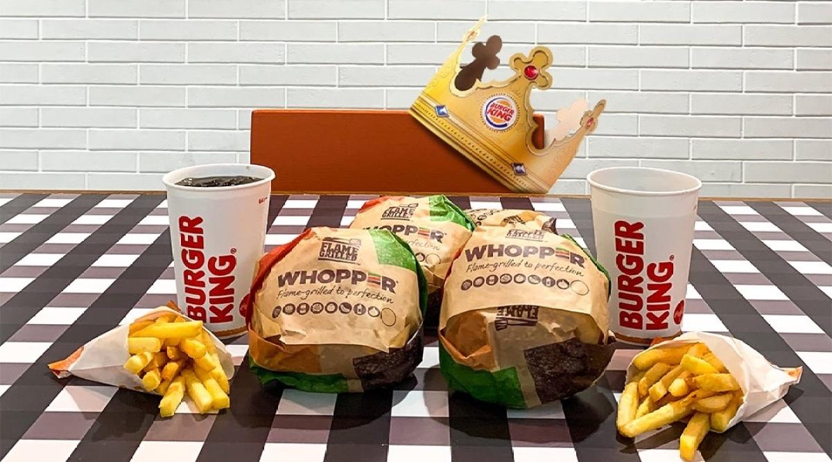 Photo: Burger King UK/Twitter