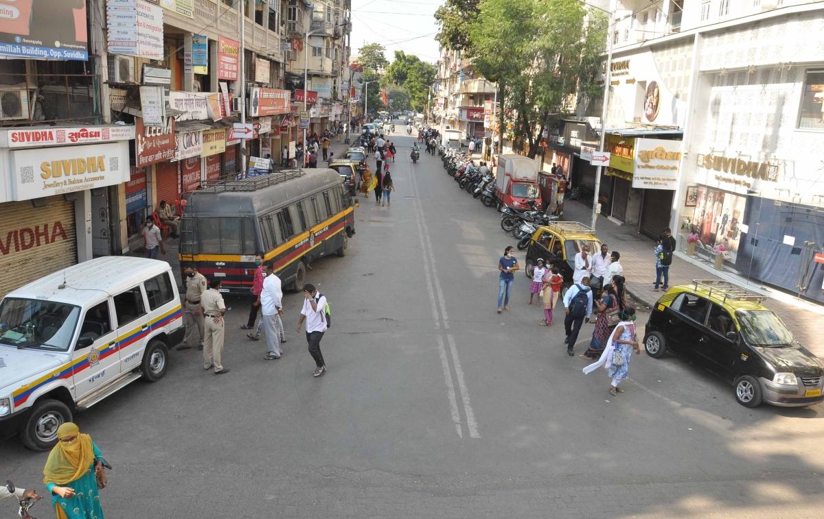 Navi Mumbai: Partial impact of 'Bharat Bandh', no trade at APMC